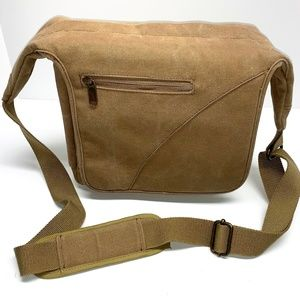 Handbags - Cross Body Canvas Camera Bag